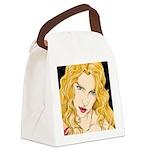 Vampire Vixen Canvas Lunch Bag