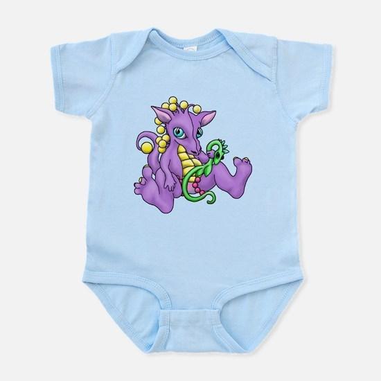 sitting dragon.png Infant Bodysuit