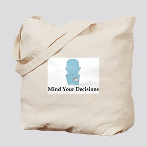 MYD Basic Logo Tote Bag
