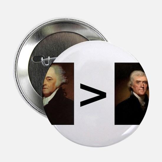"John greater than Tom 2.25"" Button"