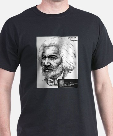Douglass with Name T-Shirt