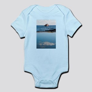 Whale watching boat Body Suit