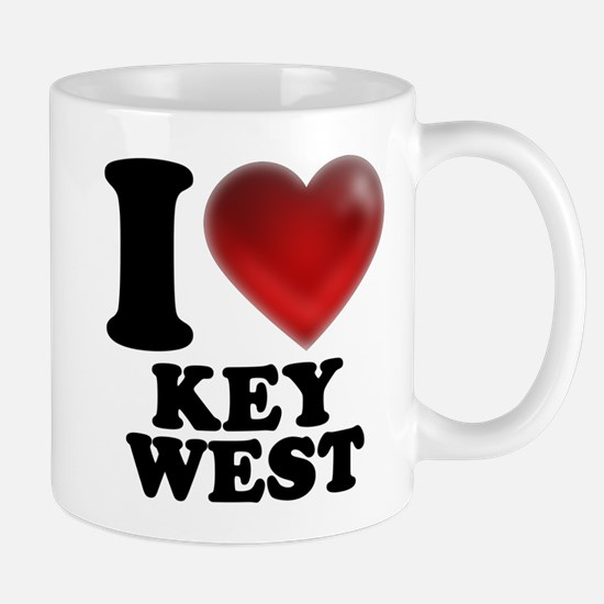 I Heart Key West Mug