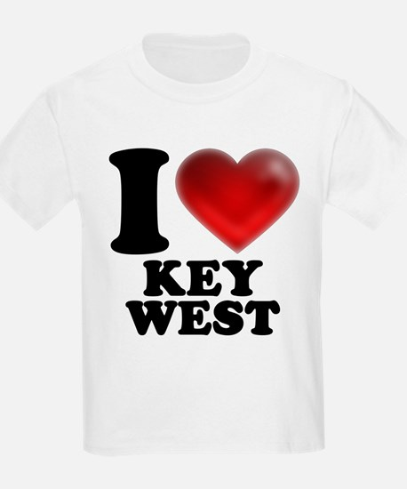 I Heart Key West T-Shirt