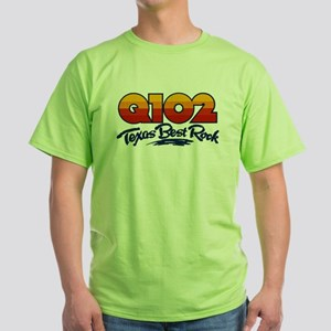 Q102 (1979) Green T-Shirt