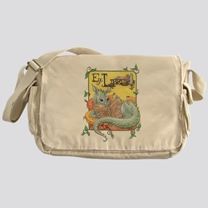 Reading Dragon Messenger Bag