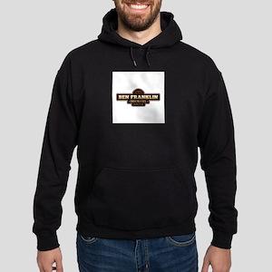 Ben Franklin Brewery Hoodie (dark)