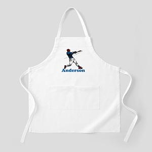 Personalized Baseball Apron