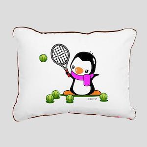 Tennis (9) Rectangular Canvas Pillow