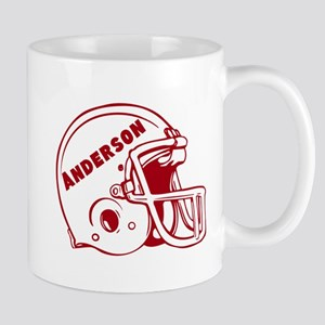 Personalized Football Mug
