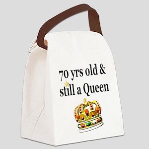 Slide25 Canvas Lunch Bag