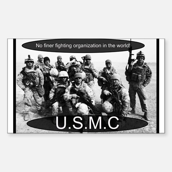 No finer fighting organization in the world! USMC