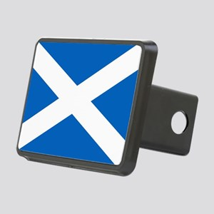 Scottish Flag Rectangular Hitch Cover