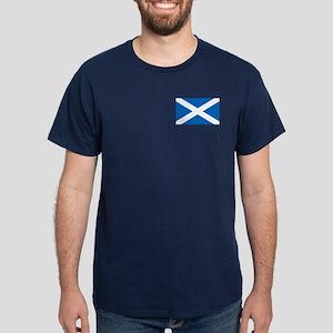 Scottish Flag Dark T-Shirt