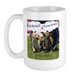 Dreams v1 Large Mug