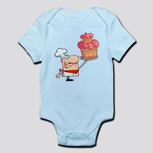 Cake Infant Bodysuit