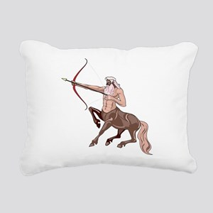 Centaur Rectangular Canvas Pillow
