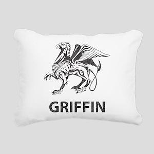 Griffin Rectangular Canvas Pillow