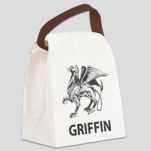Griffin Canvas Lunch Bag