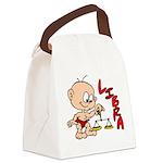 Libra Canvas Lunch Bag