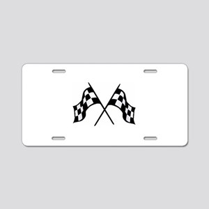 Finish Aluminum License Plate