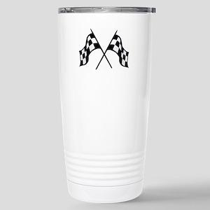Finish Stainless Steel Travel Mug