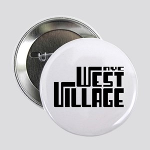 West Village NYC Button