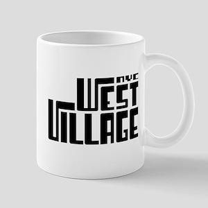 West Village NYC Mug