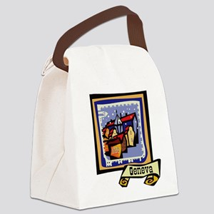 Geneva Canvas Lunch Bag