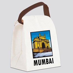 Mumbai Canvas Lunch Bag