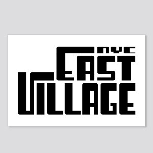 East Village NYC Postcards (Package of 8)
