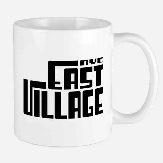 East Village NYC Mug