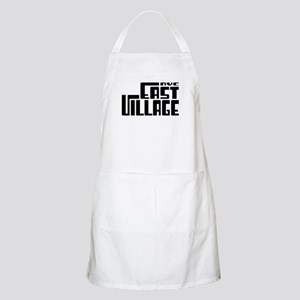 East Village NYC BBQ Apron