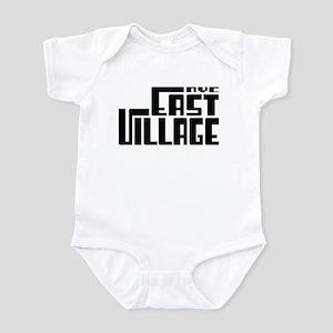 East Village NYC Infant Creeper