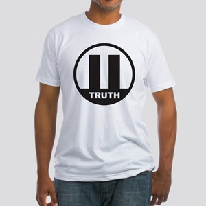 9/11 Truth Fitted T-Shirt