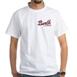Barth White T-Shirt