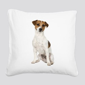 FIN-JRT-photo-TRANS-2 Square Canvas Pillow