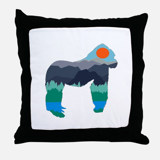 IN ITS KINGDOM Throw Pillow