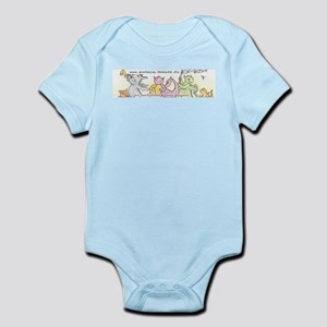 Whimsical Dreams Infant Bodysuit (Onsesie)
