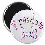 Freedom Rocks Magnet Magnets