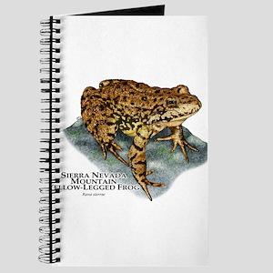 Sierra Nevada Yellow-legged Frog Journal