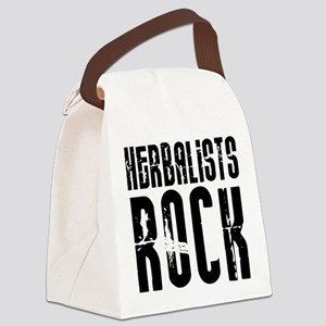 Herbalists Rock Canvas Lunch Bag