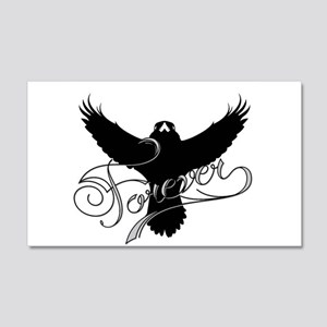 Collingwood Forever 20x12 Wall Decal