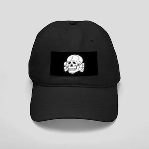 skull, death, 14 words Black Cap