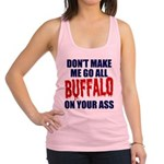 Buffalo Football Racerback Tank Top