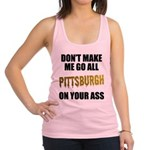 Pittsburgh Baseball Racerback Tank Top