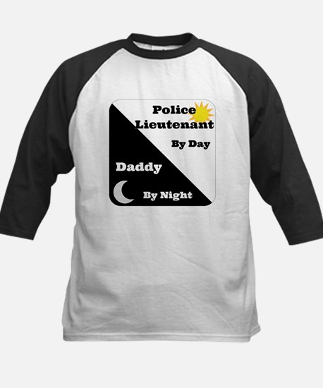 Police Lieutenant by day Daddy by night Tee
