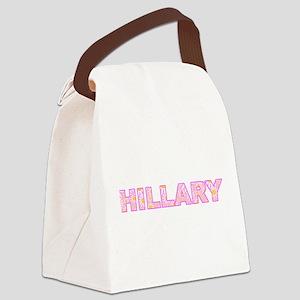Hillary Canvas Lunch Bag
