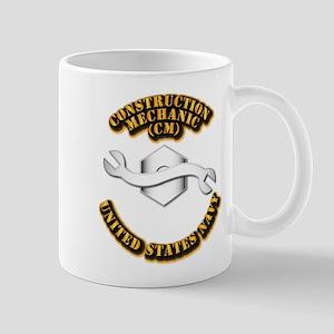 Navy - Rate - CM Mug
