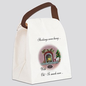 stockings-ft Canvas Lunch Bag